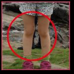 カナダ人少女の背後に侍の心霊写真!いつの撮影?場所は日本のどこ?